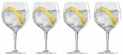 Spiegelau - gin & tonic glas 4-pack 63 cl